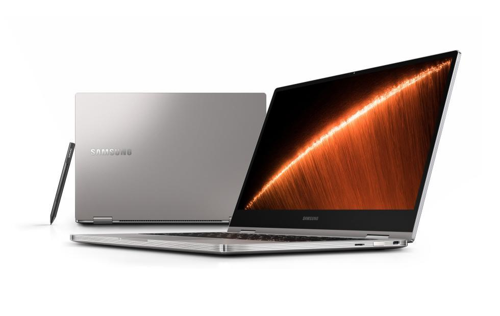 Samsung Notebook 9 Pro, Notebook Flash are opposite extremes