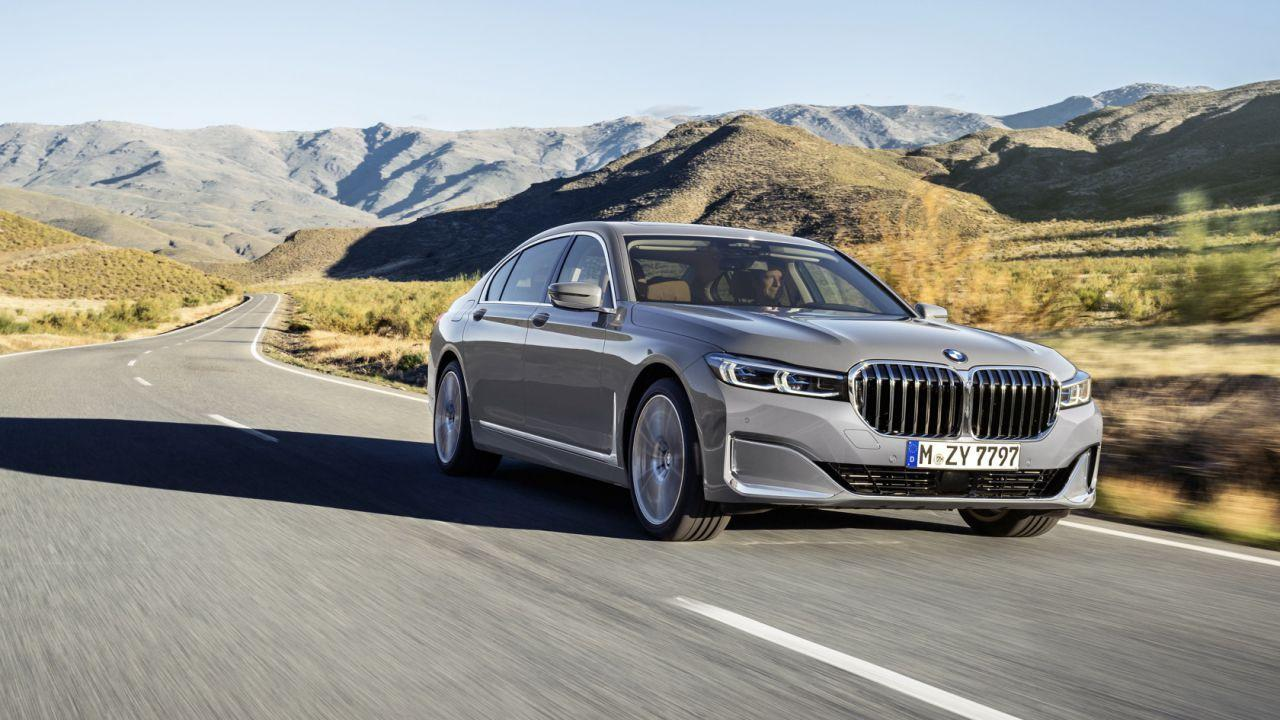 2020 BMW 7 Series Gallery