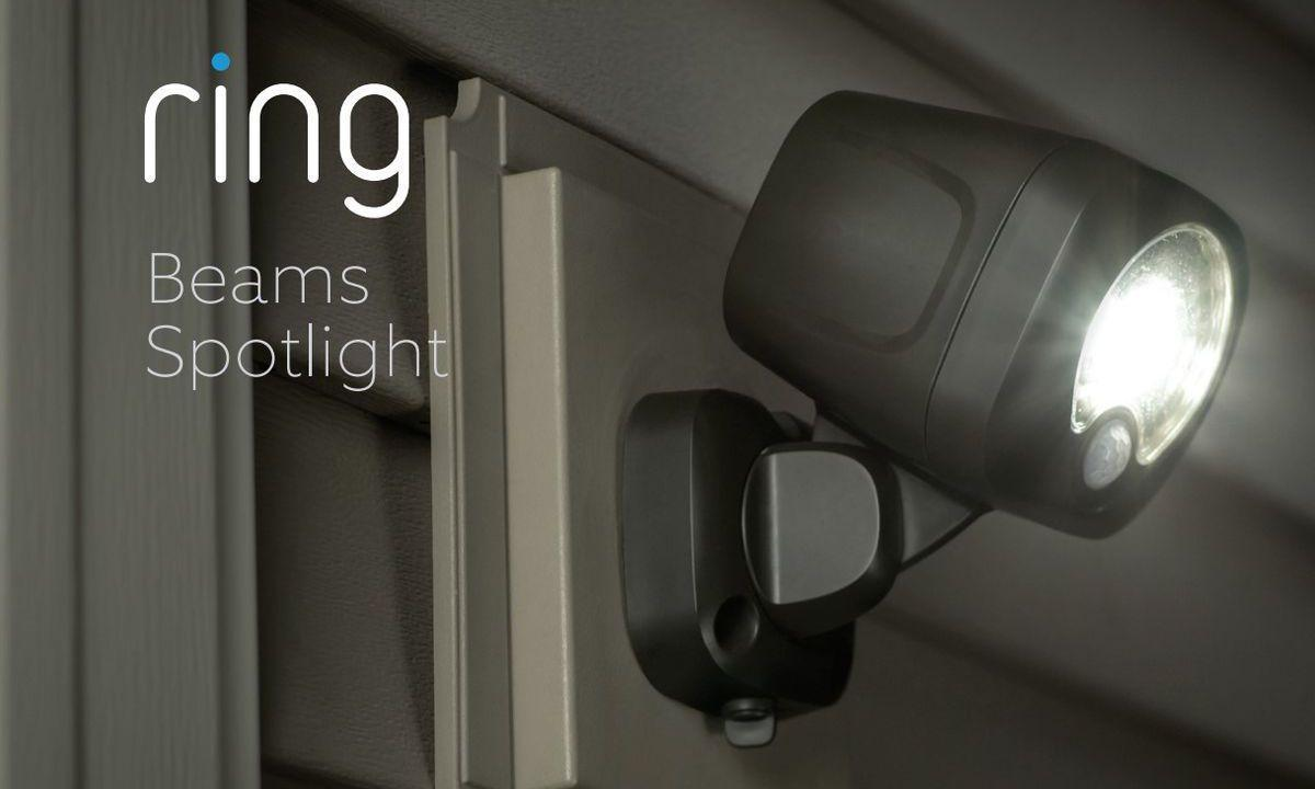 Ring Beams outdoor lighting might finally be close to launch