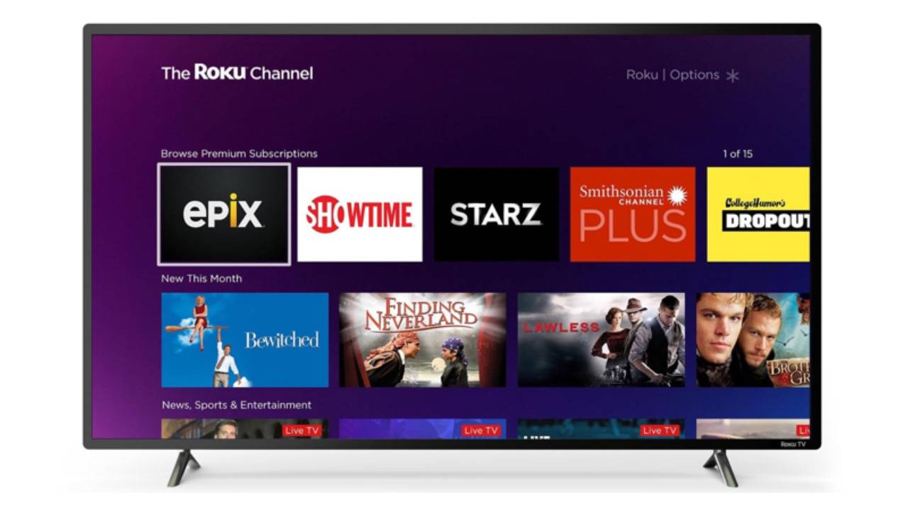 Roku premium subscriptions give cord-cutters another option