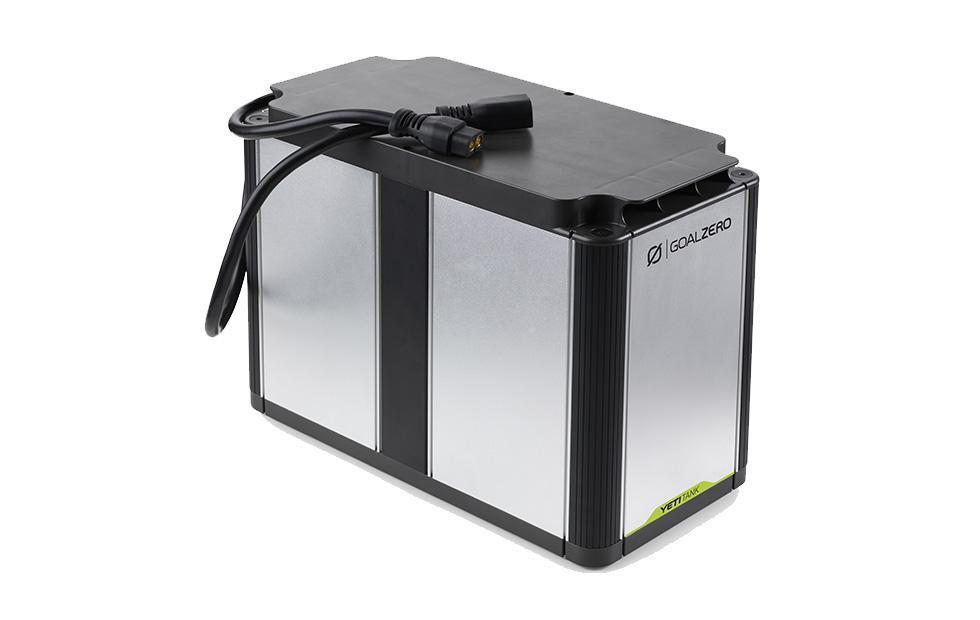 Goal Zero reveals Nomad 5 solar panel, Yeti home power gear, and Flip batteries