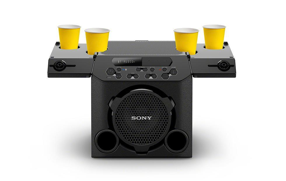 Sony Extra Bass lineup gets new portable, party, and high-power speakers
