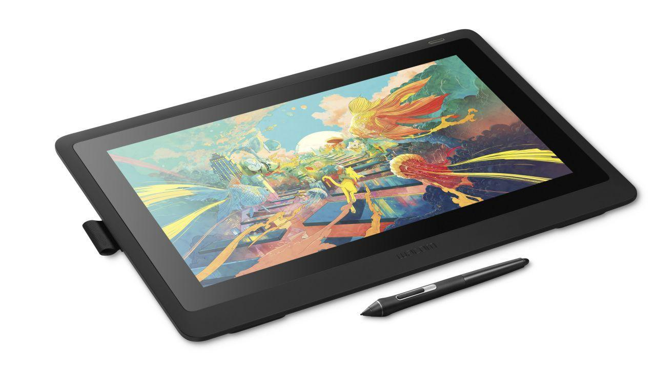 Wacom Cintiq 16 is a pen display for the rest of us