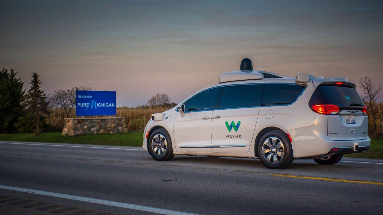 Waymo chooses Michigan for autonomous vehicle manufacturing