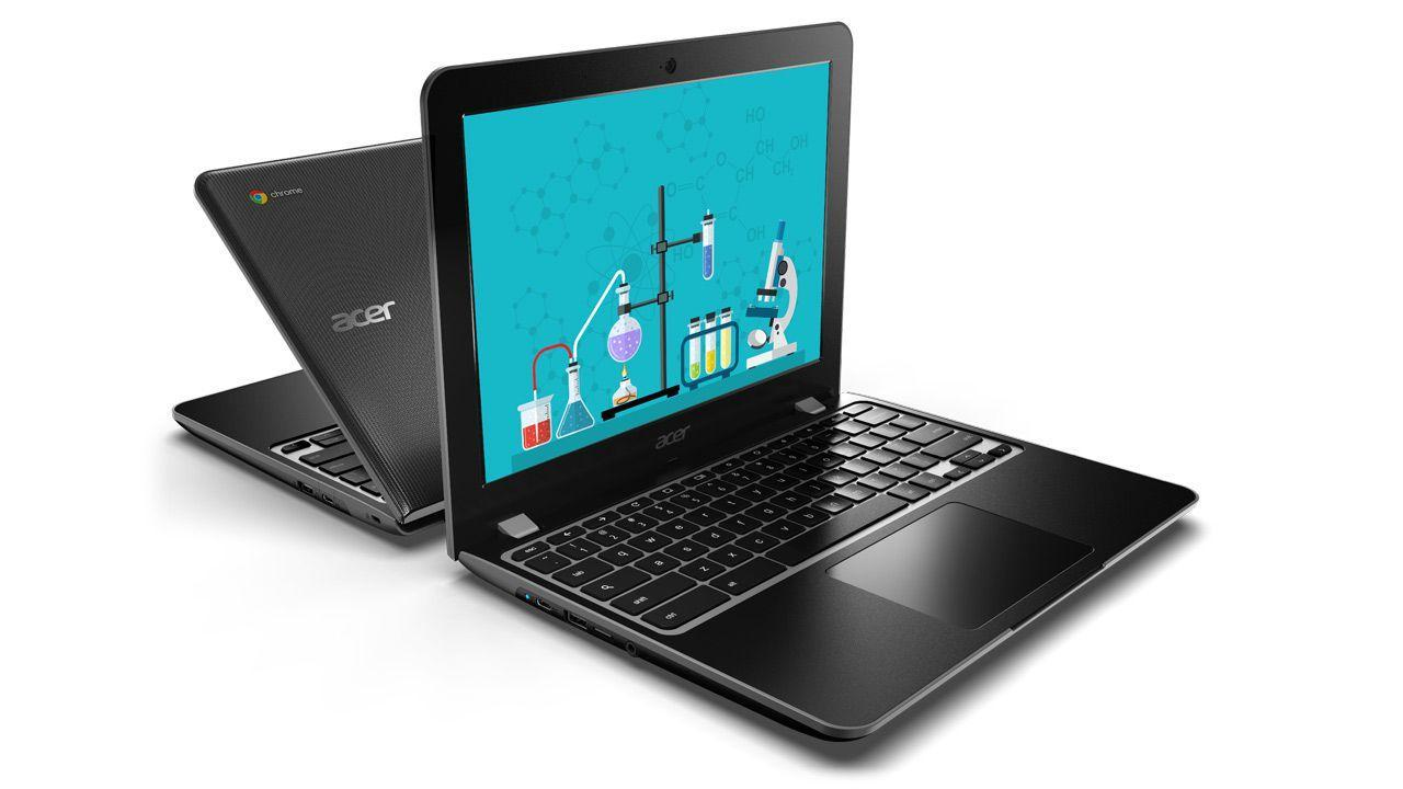 Acer Chromebook 512, Spin, made for rugged students