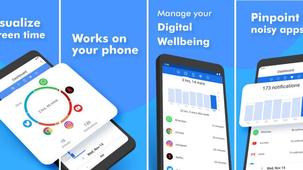 Action Launcher maker's ActionDash brings Digital Wellbeing to all