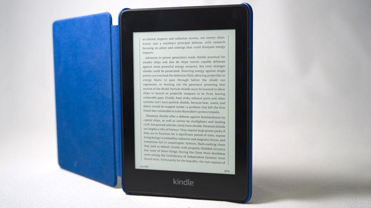 The latest Amazon Kindle Paperwhite is at its best deal price ever today