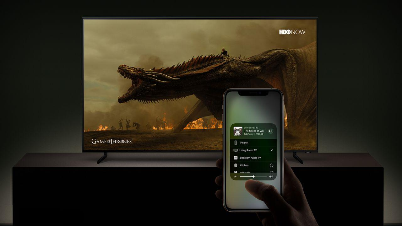 These are the TVs supporting Apple AirPlay 2