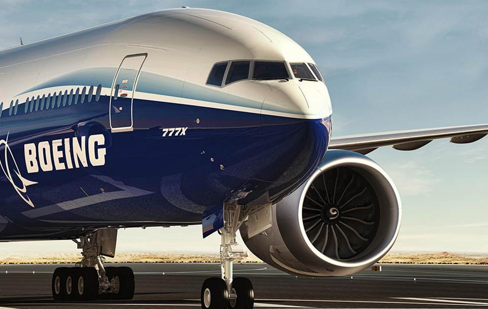 The Boeing 777X just got its record-breaking GE9X engines