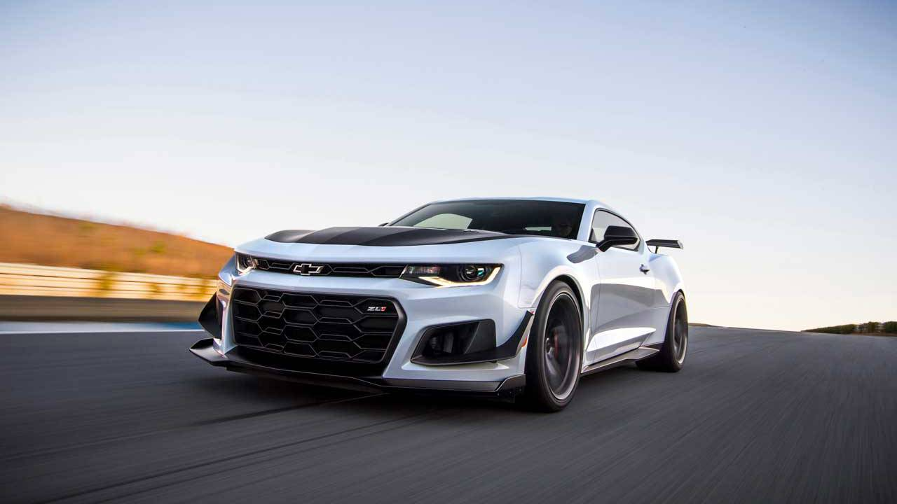 2019 Camaro ZL1 1LE 10-speed automatic transmission lands in late February