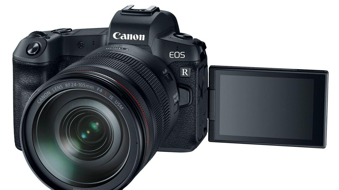 There's a Canon 8K EOS R coming - SlashGear
