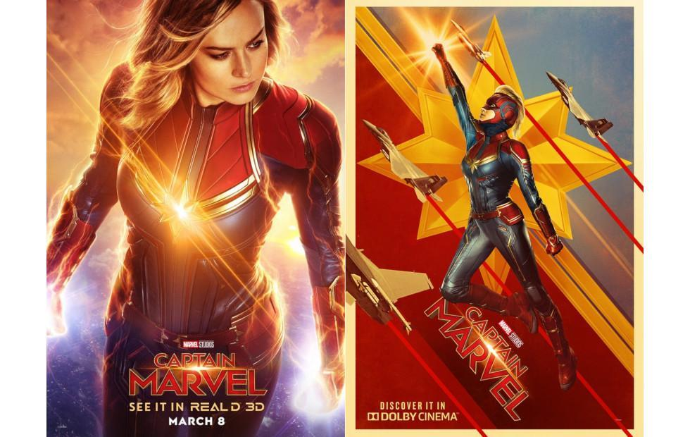 Captain Marvel Special Look clip heralds start of ticket sales