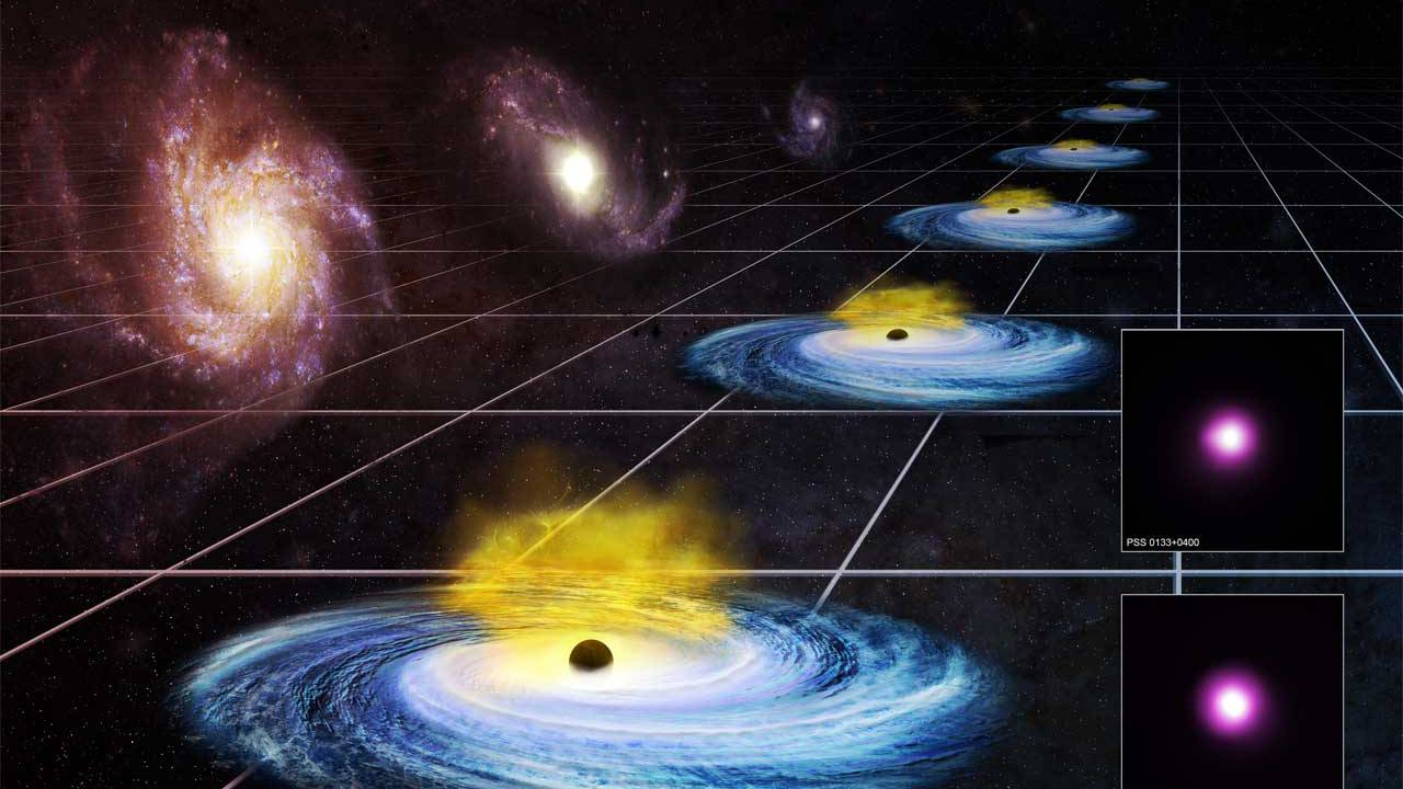 Dark energy gets stronger over time suggests new evidence