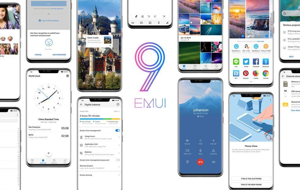 Huawei EMUI 9.0 will block third-party Android launchers in China