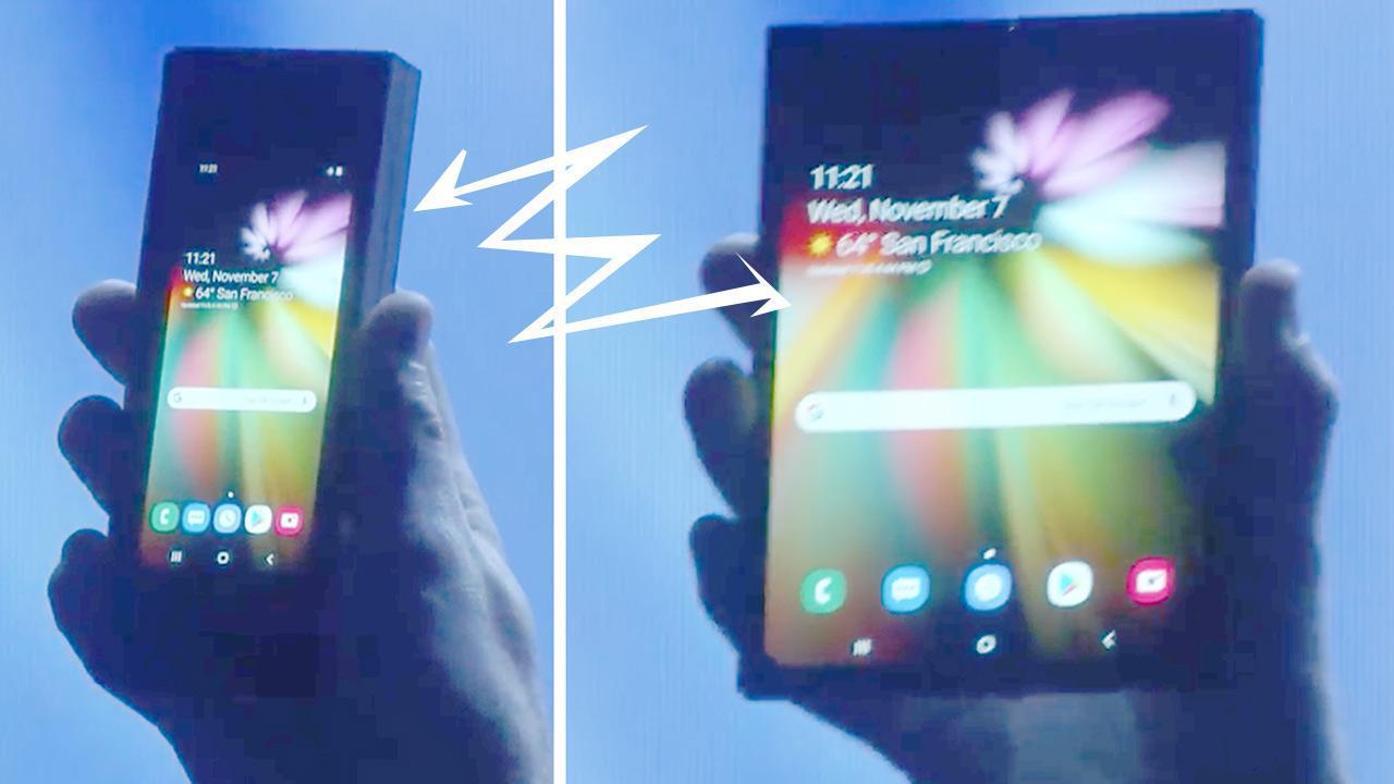First 5G Galaxy Fold release details spilled