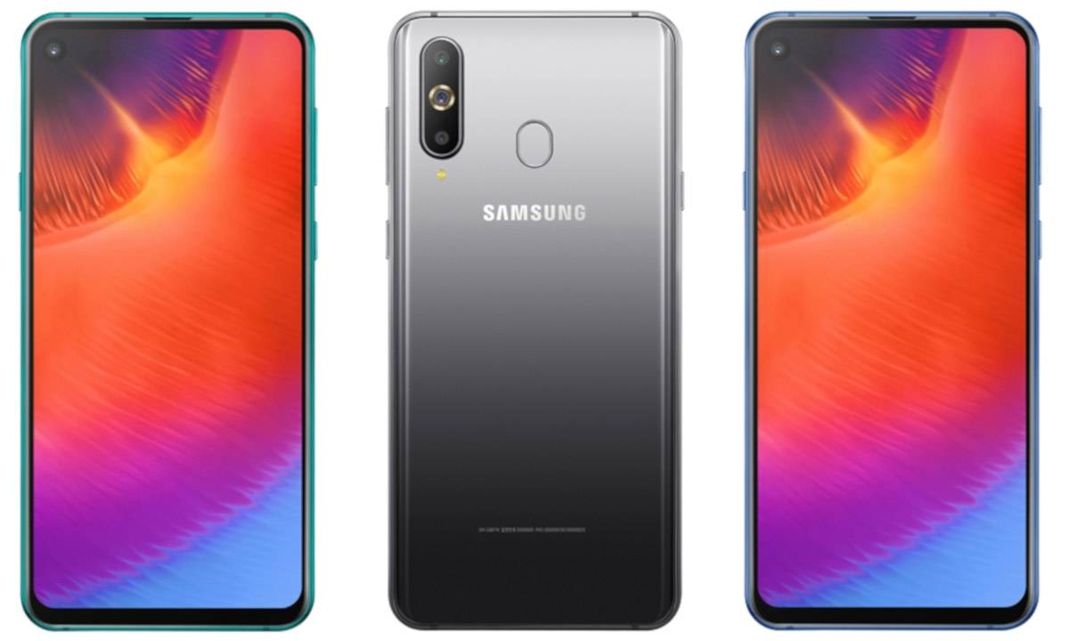 Galaxy A9 Pro (2019) is the global version of  Galaxy A8s outside of China
