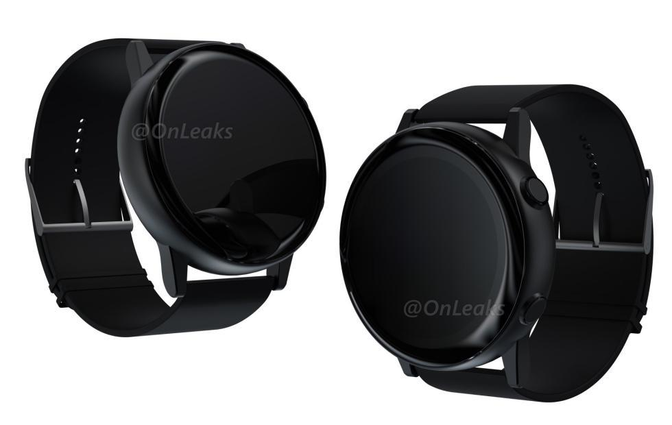 "Samsung Galaxy Sport ""Pulse"" smartwatch renders reveal new design"