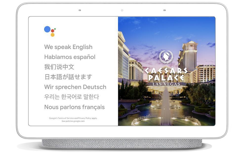 Google Assistant Interpreter Mode offers real-time spoken translations