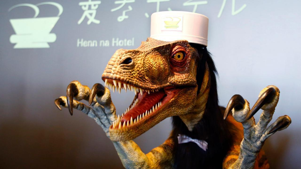 Robot hotel in japan fires half of its robot staff