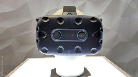 HTC VIVE Pro Eye hands-on: More than just eye-tracking