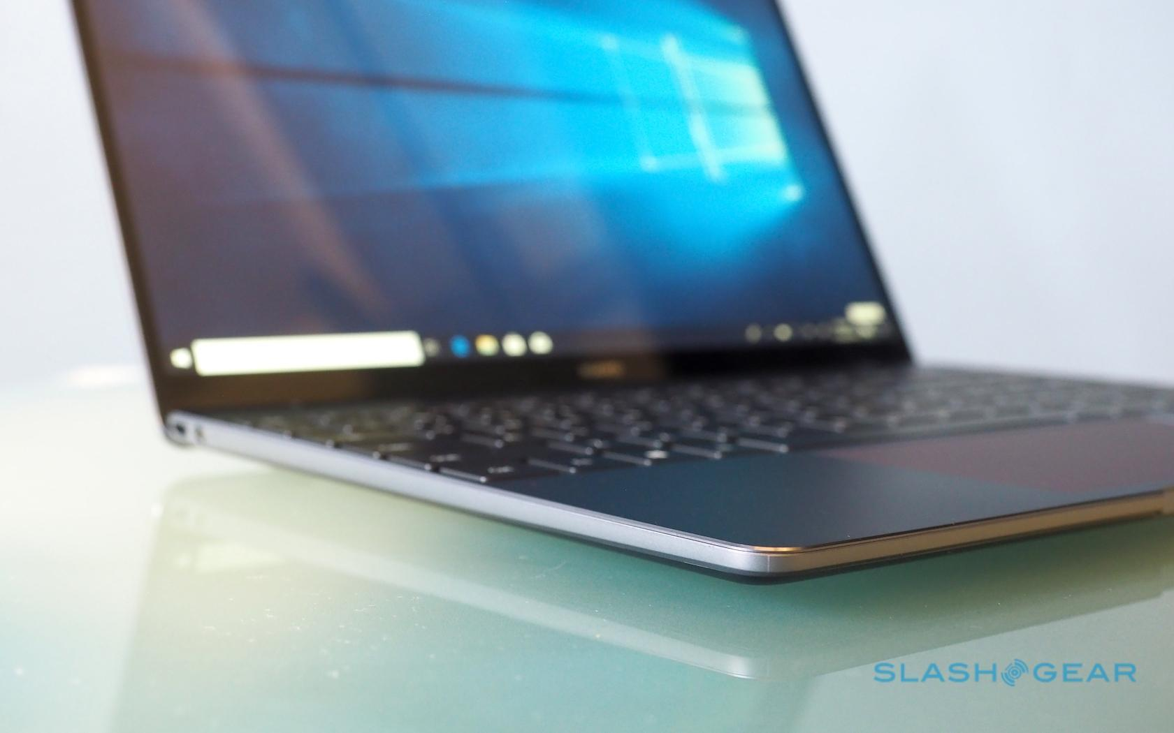 838929aed Huawei MateBook 13 hands-on  MacBook Air rival nails the pricing ...
