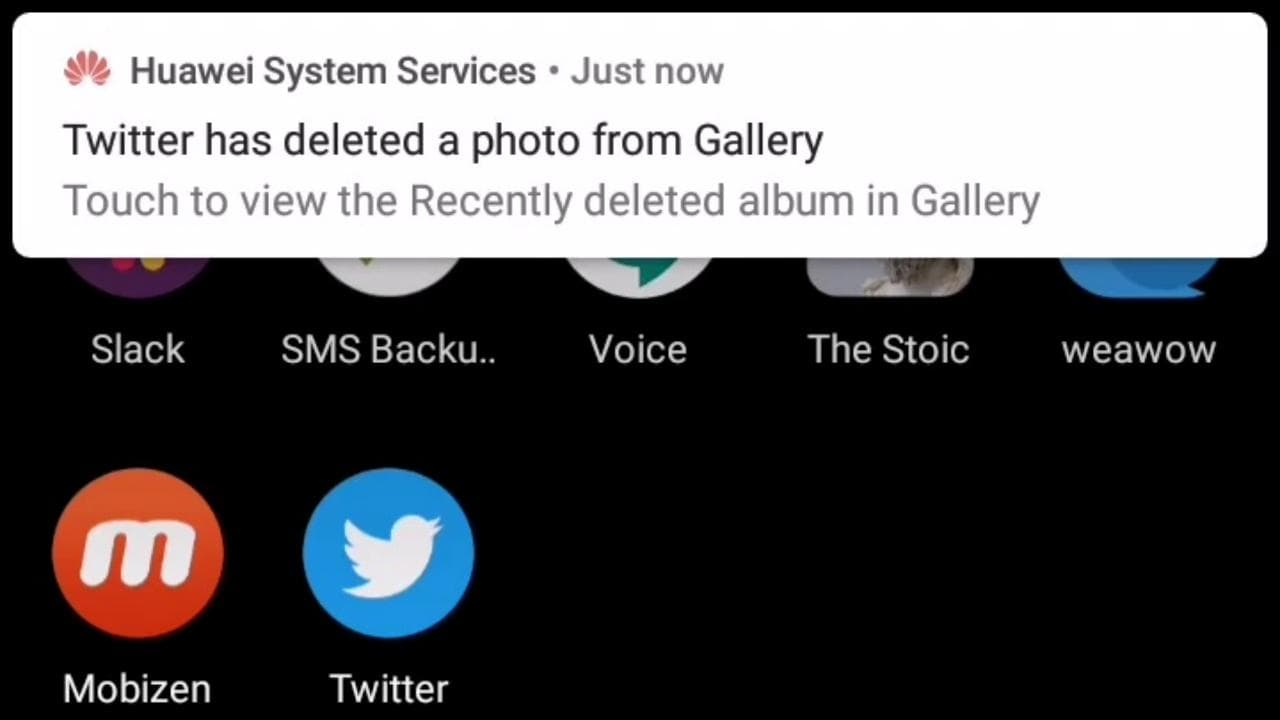 Huawei's disappearing Twitter photos problem is less dramatic than you think