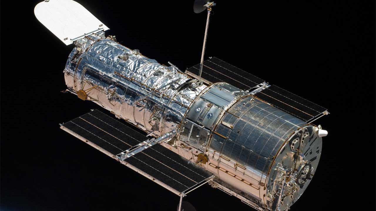 Hubble's deepest space image ever was three years in the making