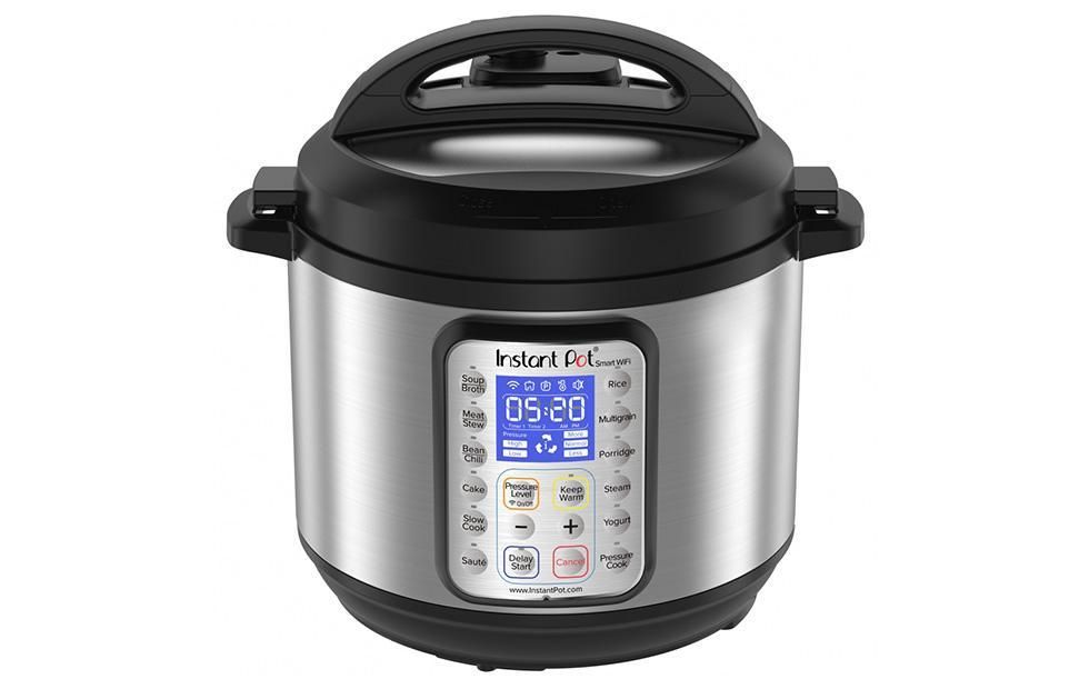 Instant Pot Smart WiFi pressure cooker gets Google Assistant