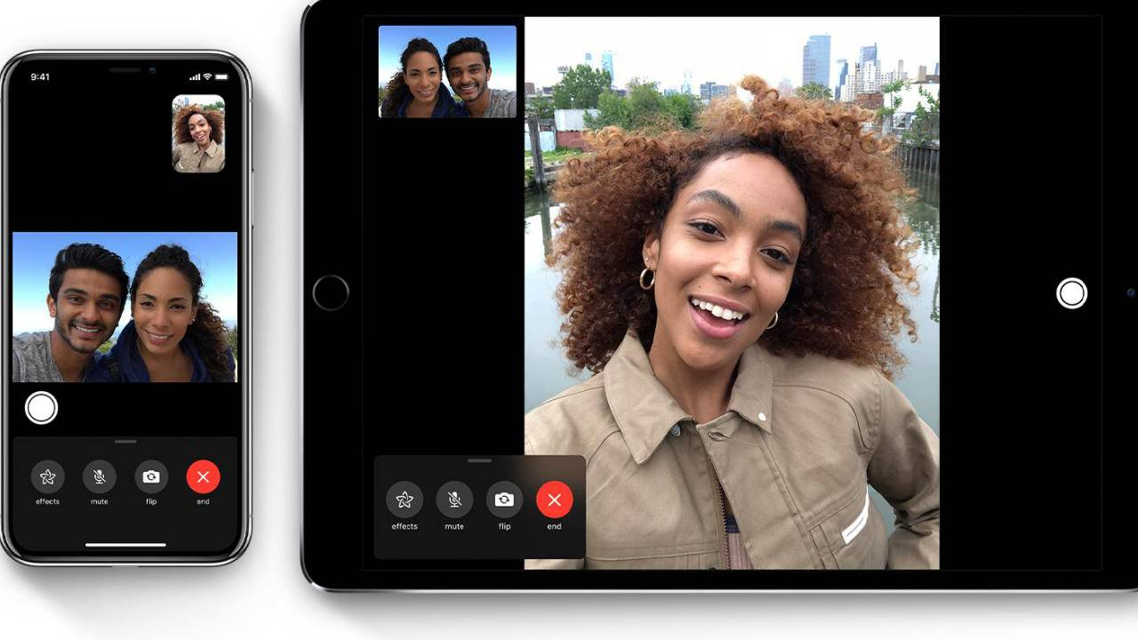 FaceTime bug was already reported more than a week ago