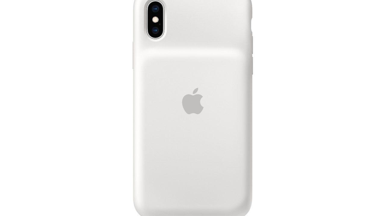 lowest price de831 0124f The new iPhone XS Smart Battery Case has an annoying compromise ...