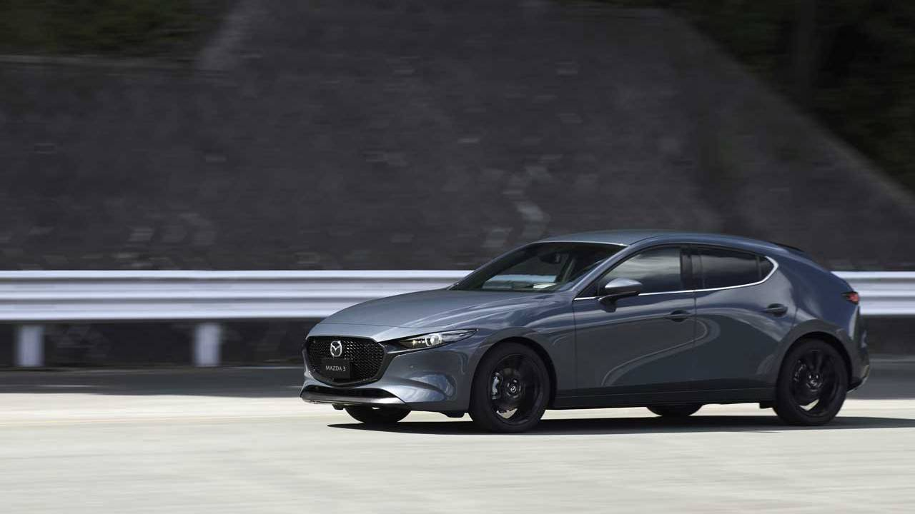 2019 Mazda3 sedan and hatchback are two of the best looking Mazdas yet