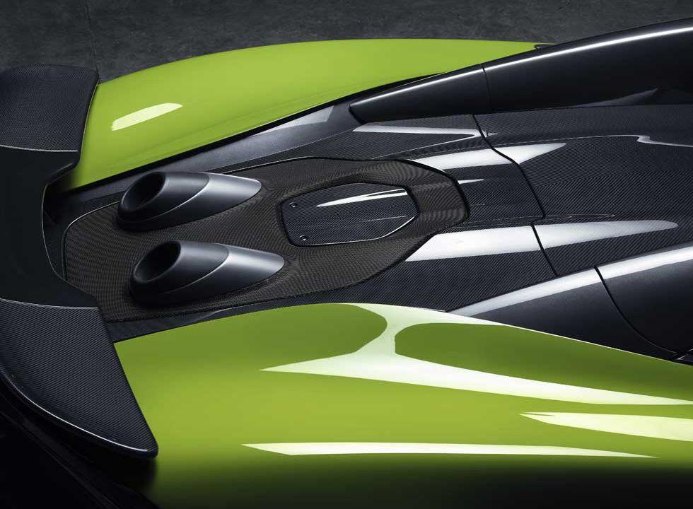 McLaren teases fifth Longtail model ahead of January 16 reveal