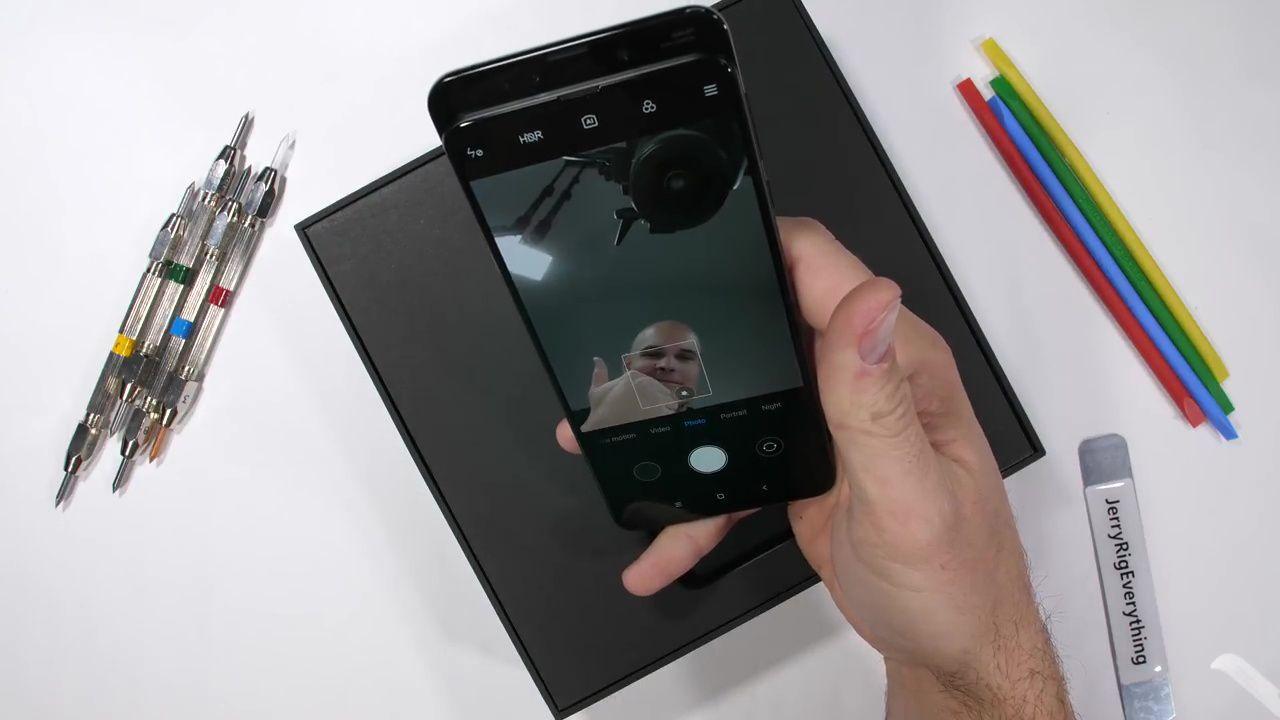 Xiaomi Mi Mix 3 durability test results are reassuring