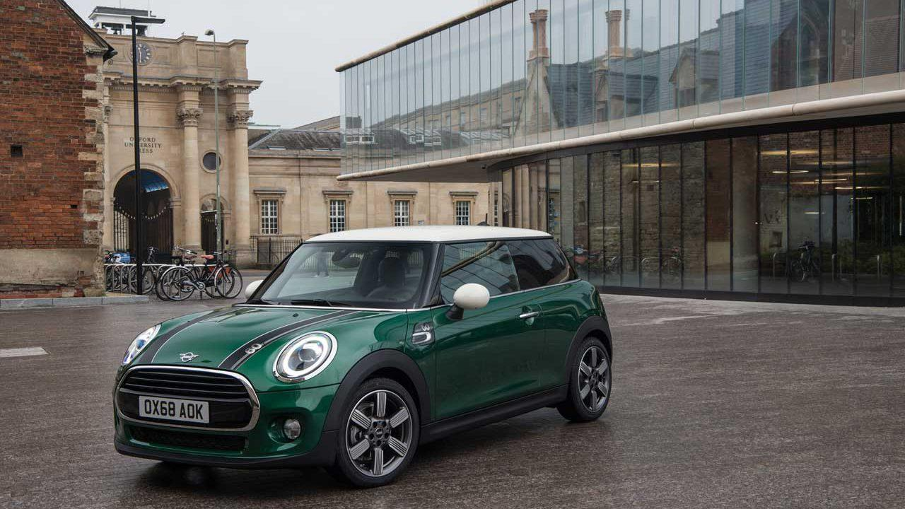 Mini celebrates six decades with Mini 60 Years Edition