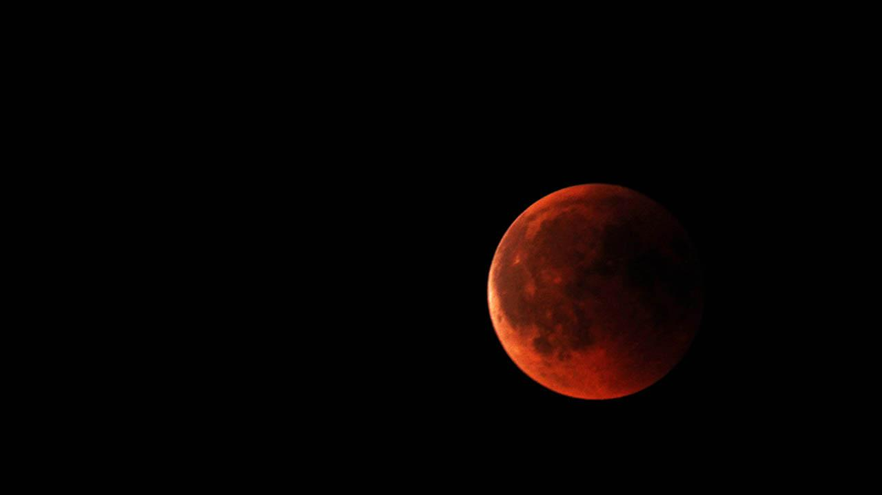 How to watch the super blood wolf moon lunar eclipse this weekend