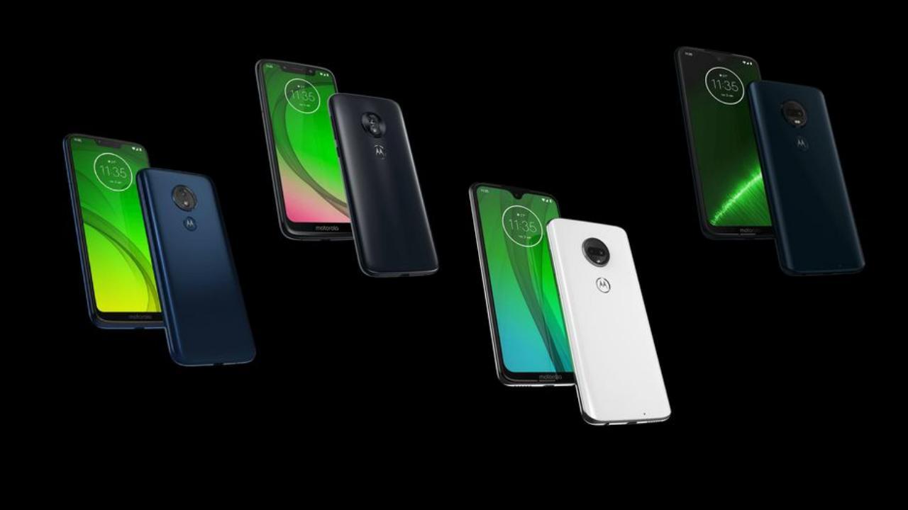 Moto G7 series details completely leaked by Motorola itself