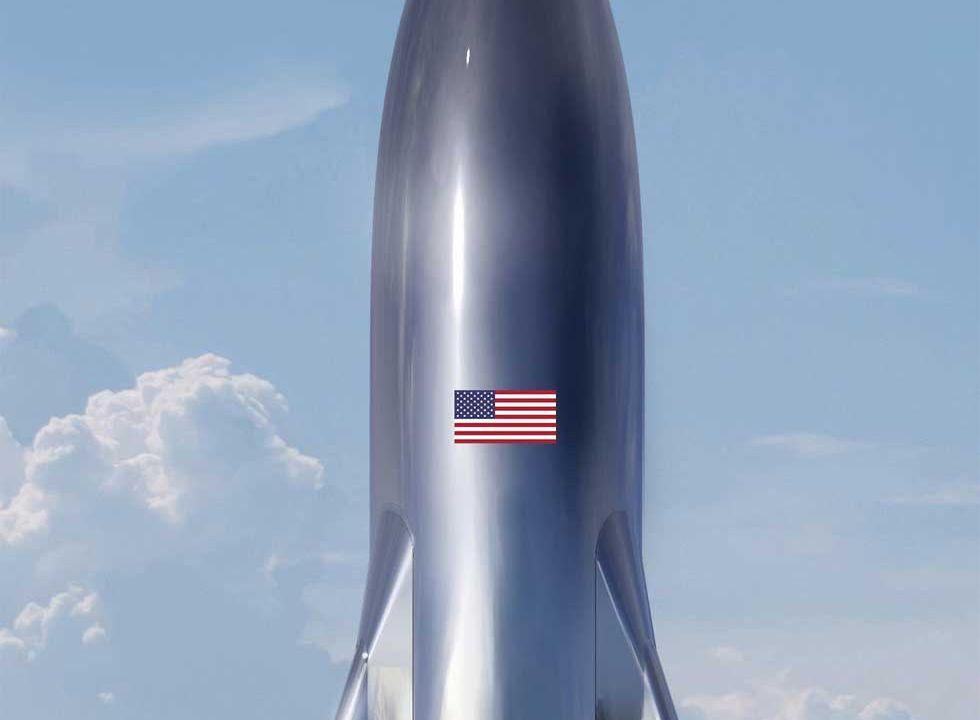 Elon Musk Tweet hints at what finished starship will look like