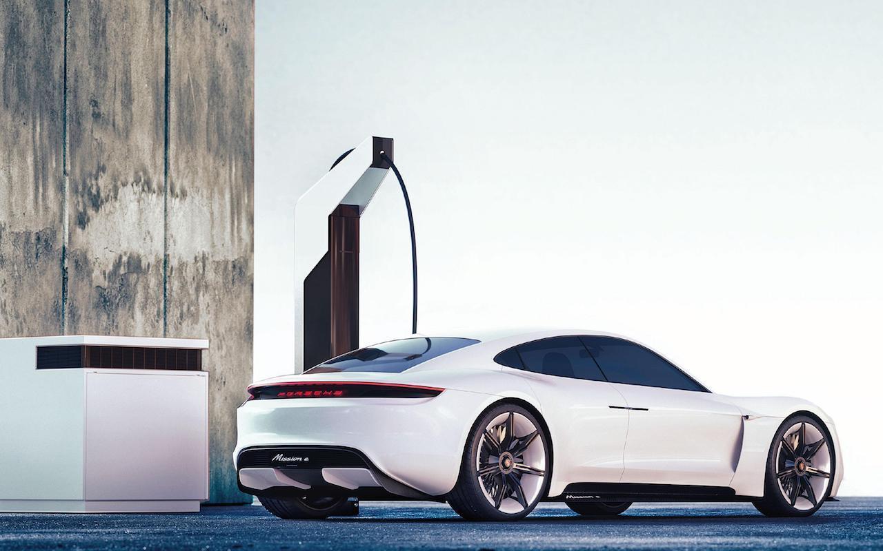The New Porsche Macan Will Be An All Electric Suv Slashgear