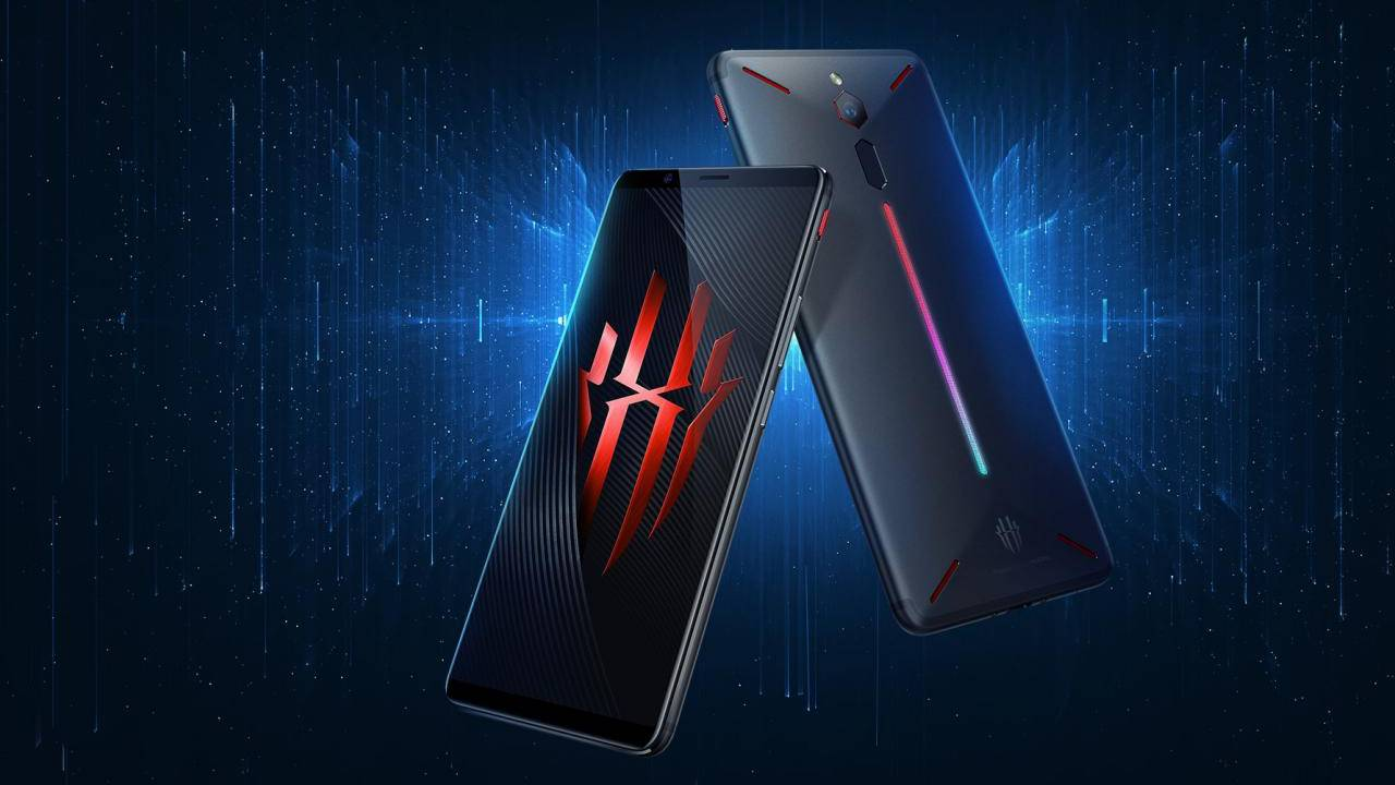 Nubia Red Magic gaming phone pre-orders now available