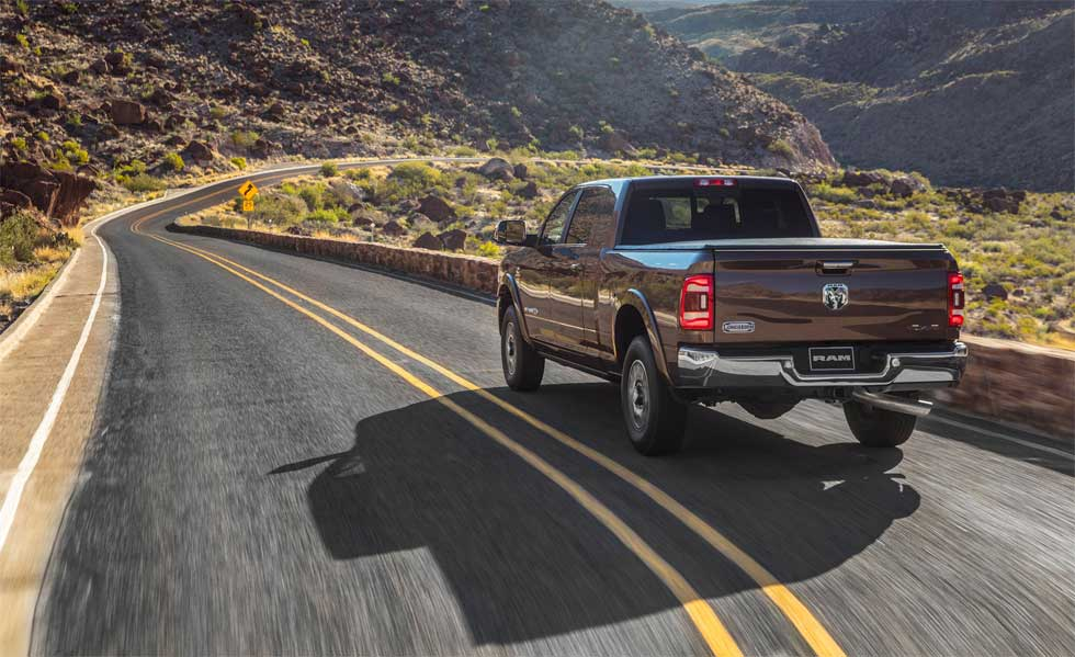 2019 Ram HD truck gets 6.7L Cummins diesel with 1000 lb-ft of torque