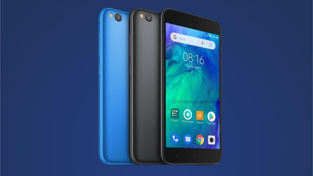 Redmi Go is Xiaomi's first Android Go phone