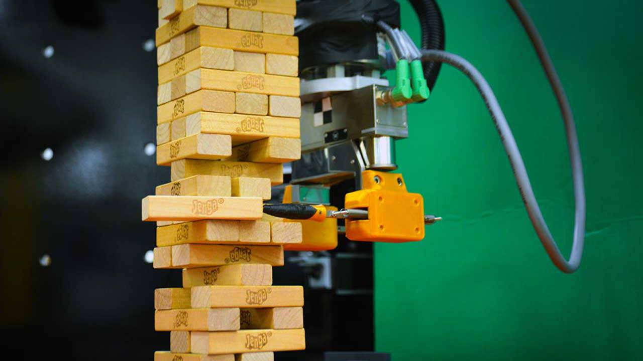 MIT's robot will dominate you in a game of Jenga