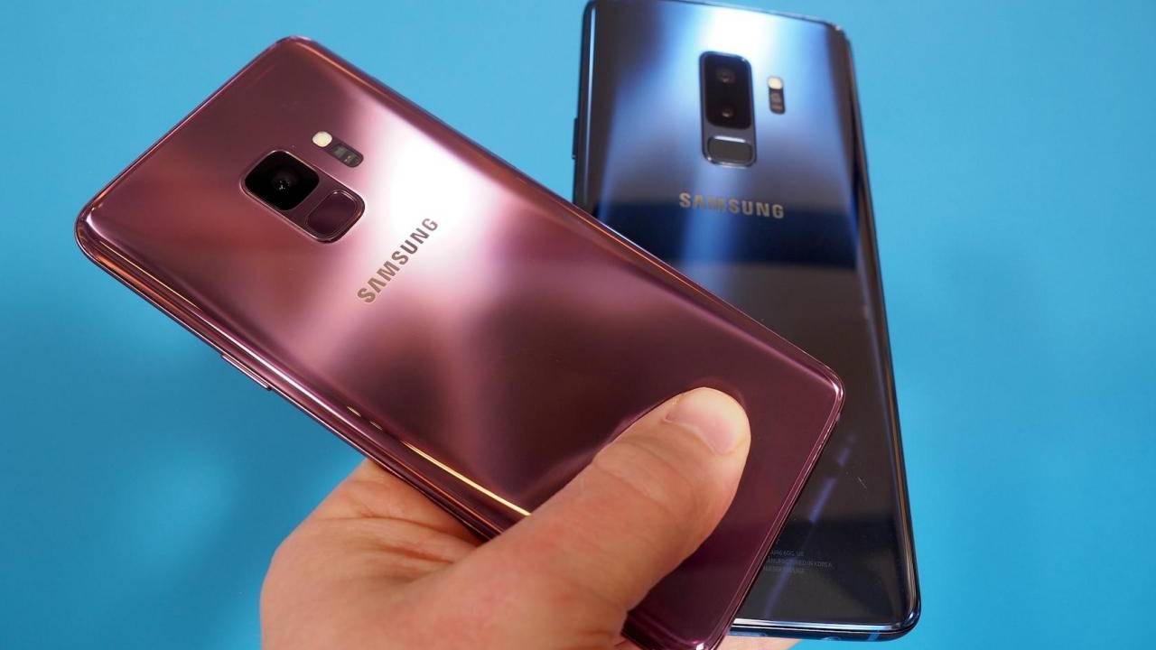 Galaxy S9 Android 9 Pie US update rolls out starting with
