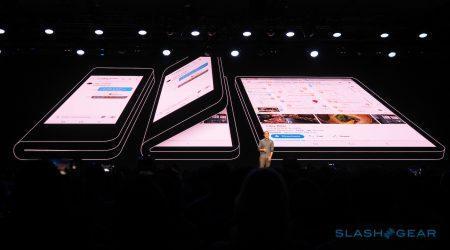 Samsung foldable phone details leak from secret CES 2019 demo