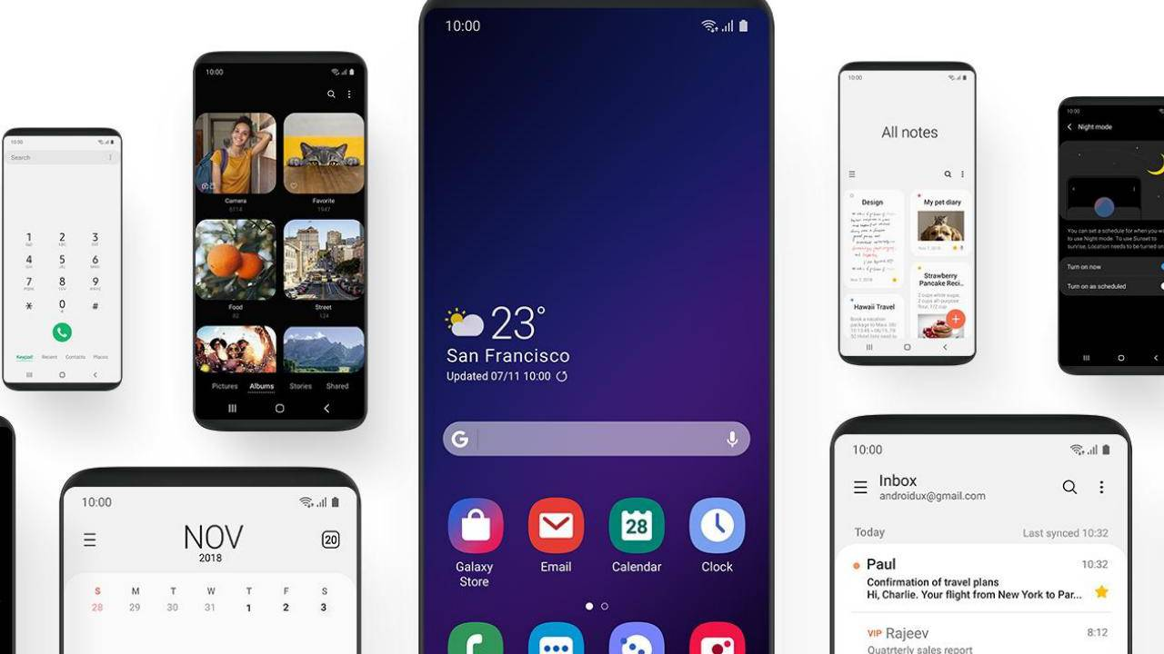 Unlocked Galaxy S8/S8+ and Note 8 to get Android 9 Pie One UI beta in the US