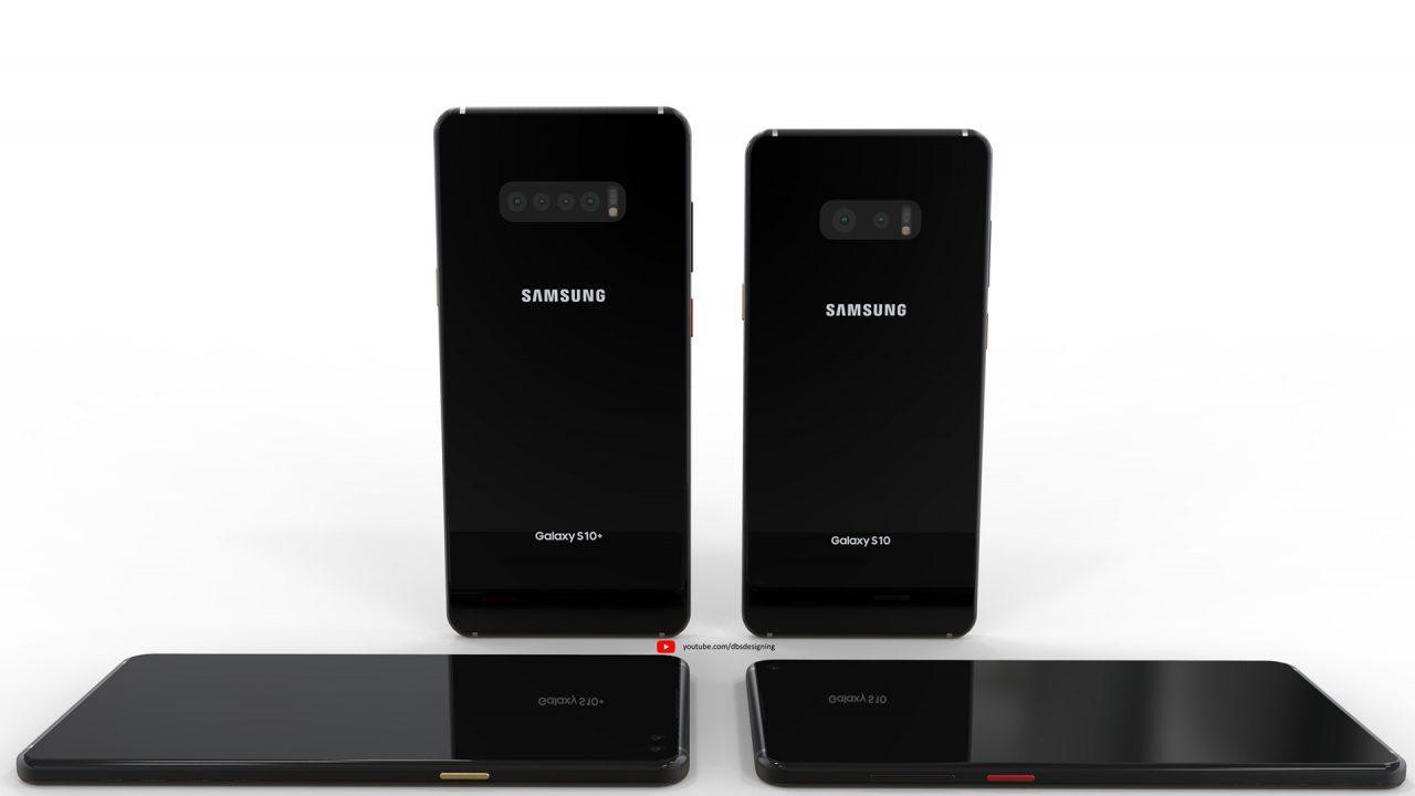 Galaxy S10 from 5 phones to 4, one Bolt out!