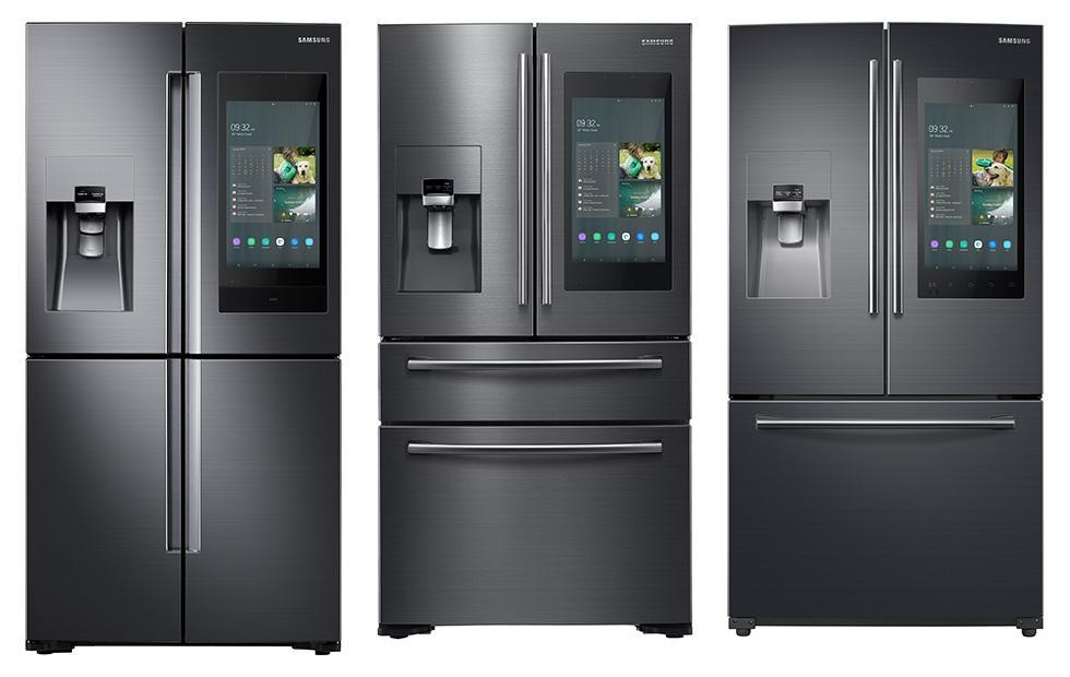 Samsung Family Hub Review >> Samsung Family Hub Refrigerator Update Brings New Ui Richer