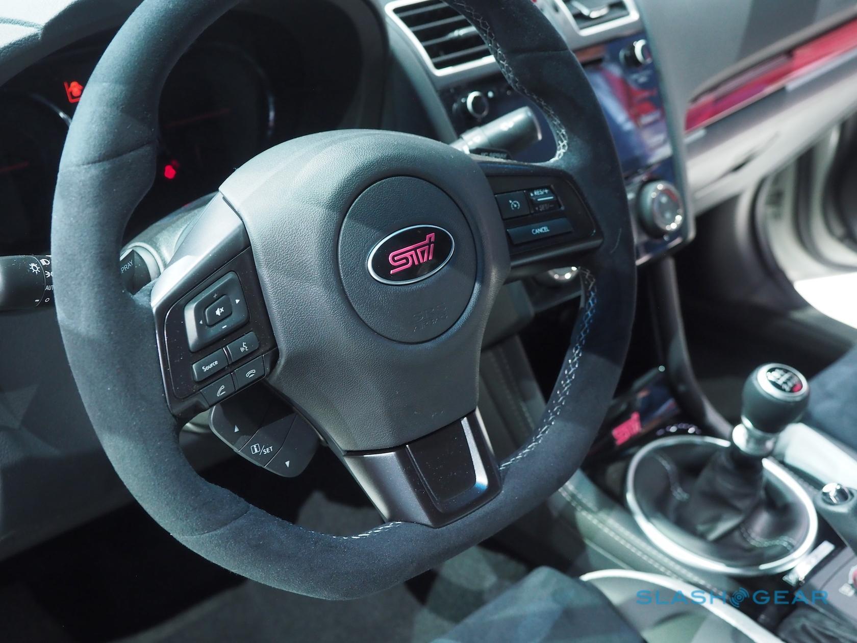 Subaru STI S209 sates US S-line hunger with 341hp of AWD joy