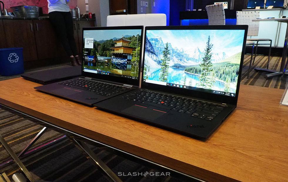 Lenovo ThinkPad X1 Carbon, X1 Yoga hands-on: Thin, Light, Refreshed
