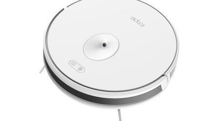Trifo Ironpie robotic home vacuum combines cleaning and surveillance